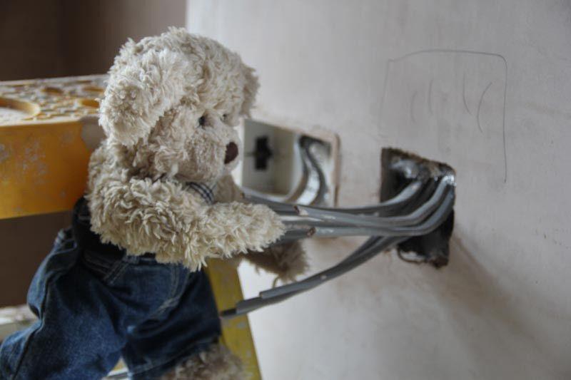 Electricians Second Fix | BearMetalProductions.com