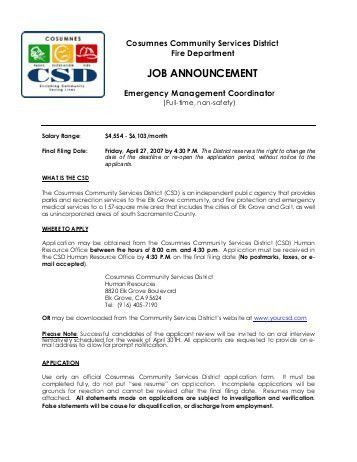 job opening announcement northwest educational service district 189