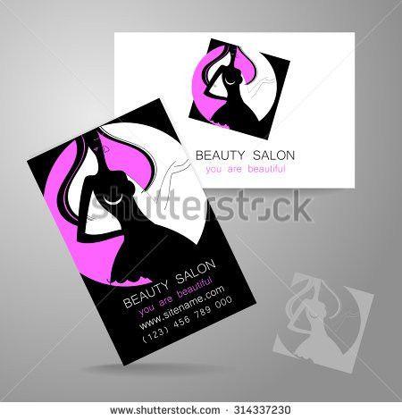 Yoga Sport Card Design Template Vector Stock Vector 286846037 ...