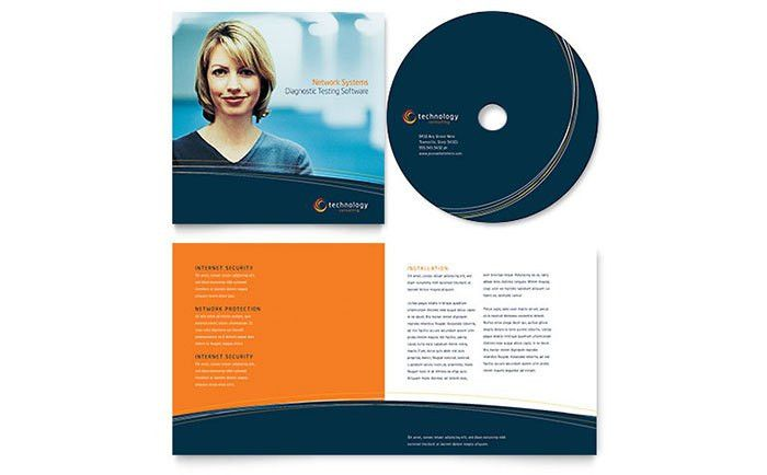 Free CD Booklet Templates | Sample Booklets & Examples