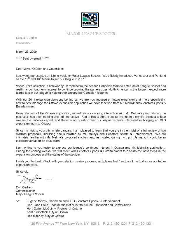 LANSDOWNE PARK - ASSESSMENT OF OTTAWA SPORTS AND ENTERTAINMENT ...