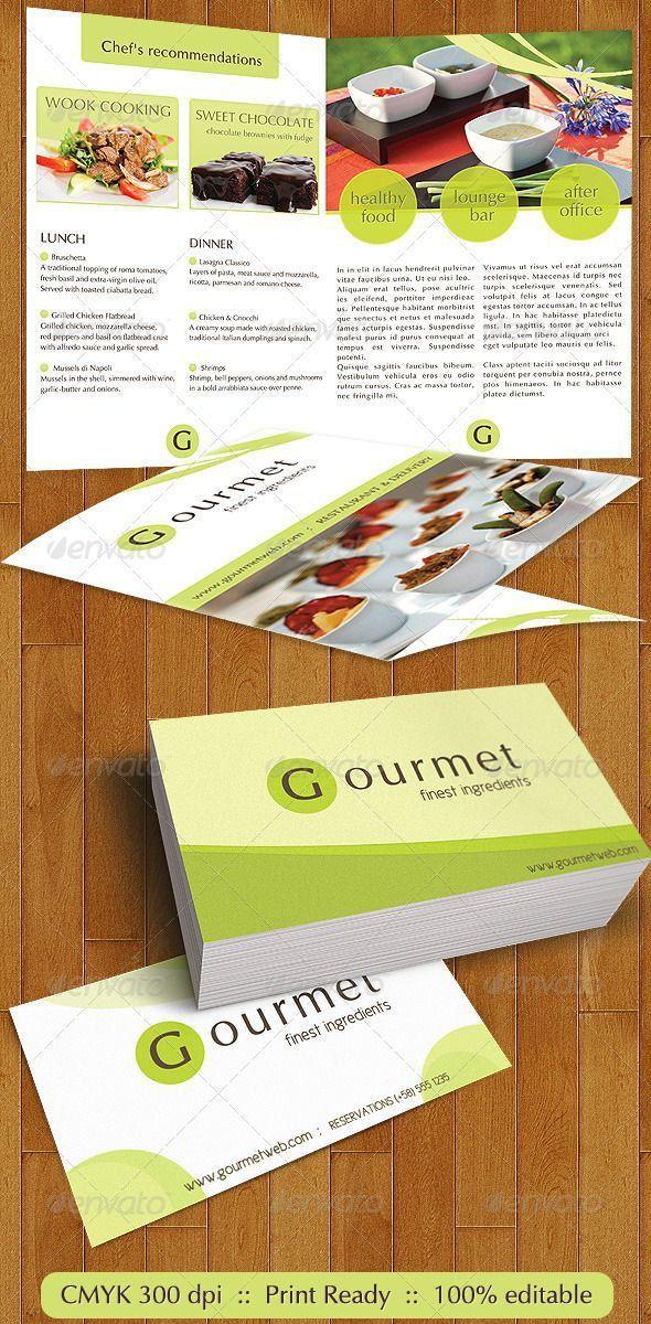 65 best menu images on Pinterest   Menu layout, Corporate identity ...