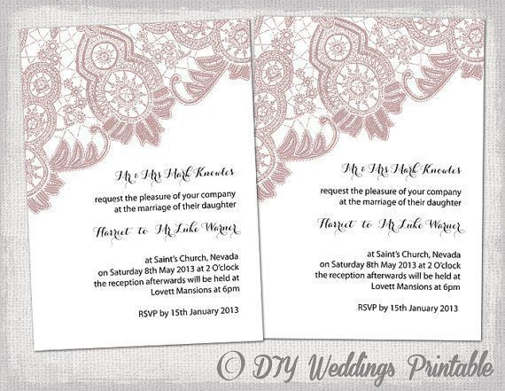 98 best Engagement/Wedding Invitations images on Pinterest ...