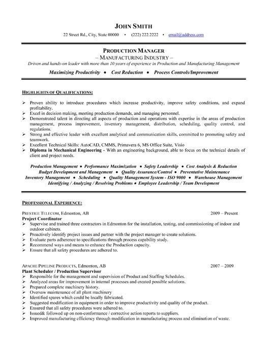 Erp Implementation Project Manager Resume. resume louis. jason ...