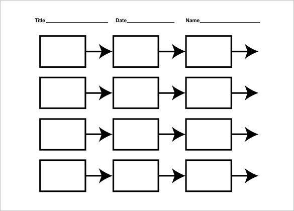 7+ Timeline Templates For Kids – Free Word, PDF Format Download ...