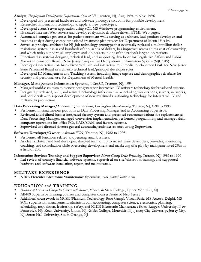Senior Business Analyst Resume Sample Example 6 | ilivearticles.info