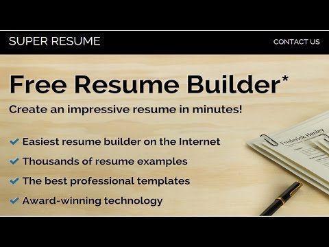 Best 25+ Free online resume builder ideas on Pinterest   Online ...