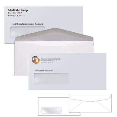 10 Window Business Envelope - ColorWorx®