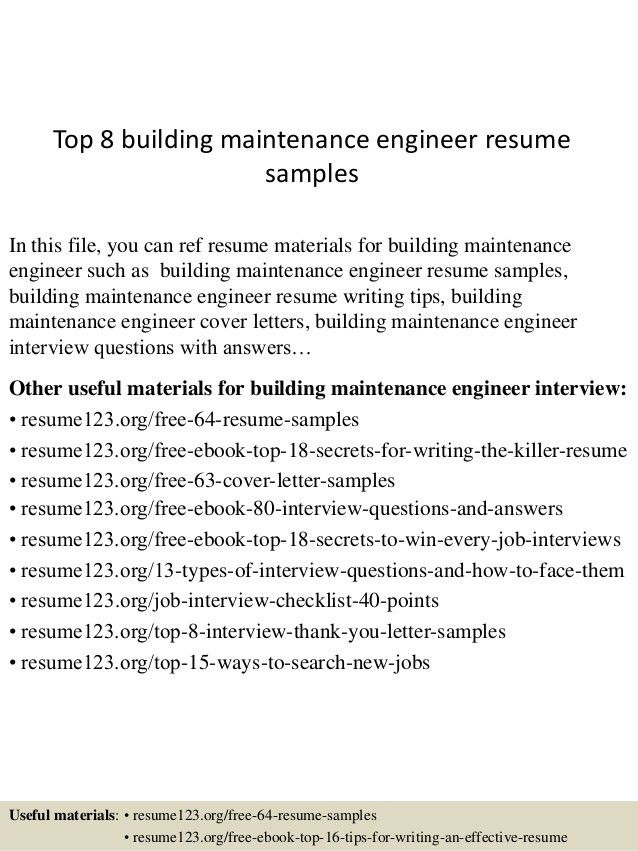 top-8-building-maintenance-engineer-resume-samples-1-638.jpg?cb=1431767457