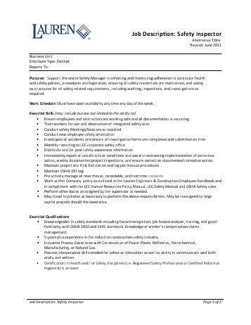 Job Description Player Development Officer