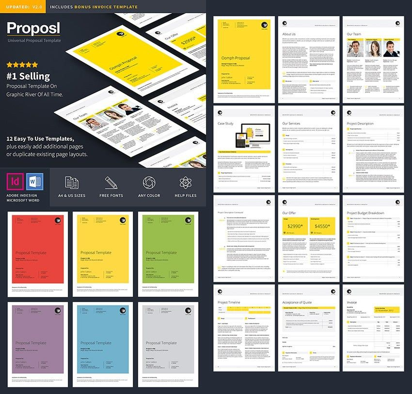 15 Best Business Proposal Templates: For New Client Projects