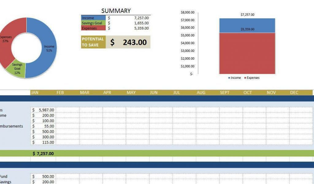Tracking Spreadsheet Template. Tracking Expenses Spreadsheet ...