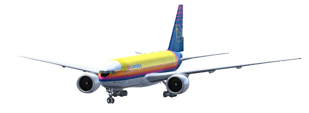Welcome - Air Jamaica Virtual