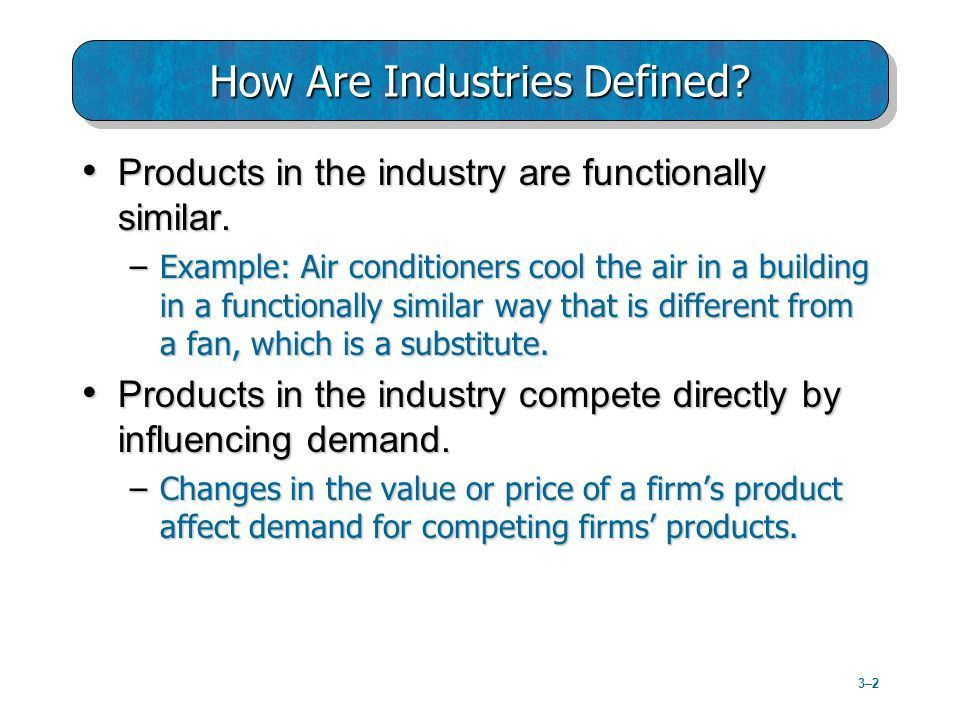 Chapter 3 Industry Analysis - ppt download