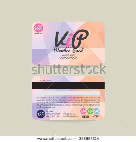 Membership Card Stock Images, Royalty-Free Images & Vectors ...