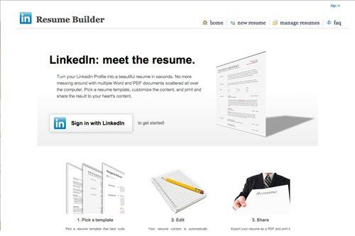 TOP 5 Free Resume Builders 2016 •