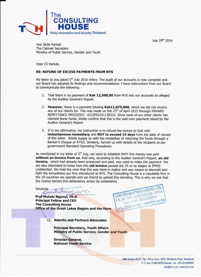 NYS Money: Mutahi Ngunyi Finds 'Stolen' Sh11.9 Million
