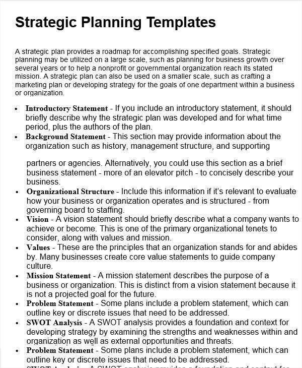 31+ Sales Plan Formats