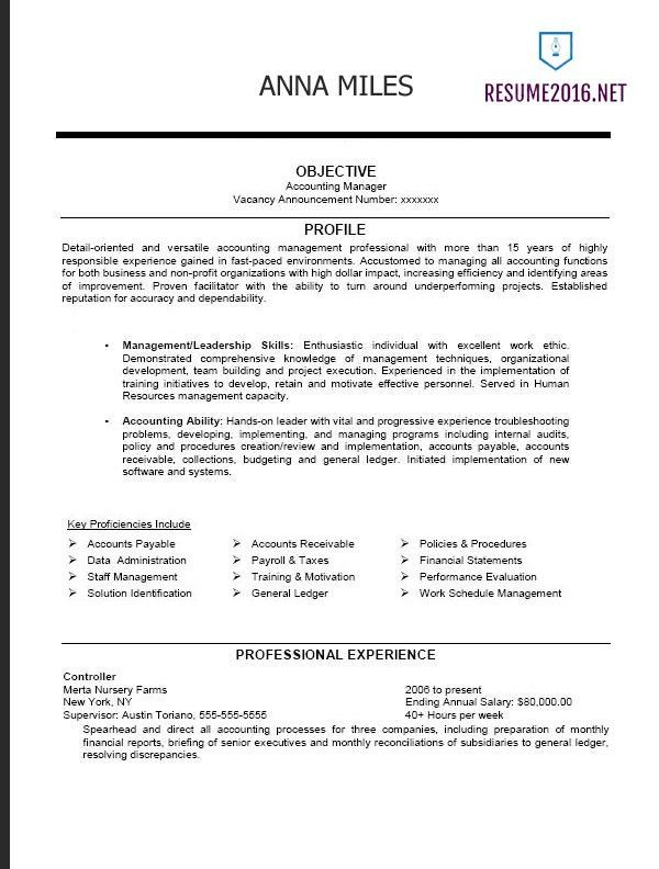 Resume Examples For Government Jobs. Usajobs Resume Format Usa ...