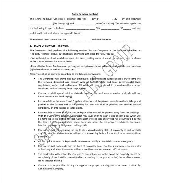 Supply Agreement Contract. Procurement - Logistics Operational ...