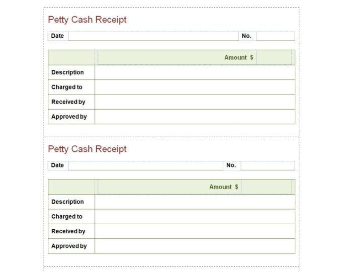 Cash Receipt For Payment Template Samples : Vlcpeque