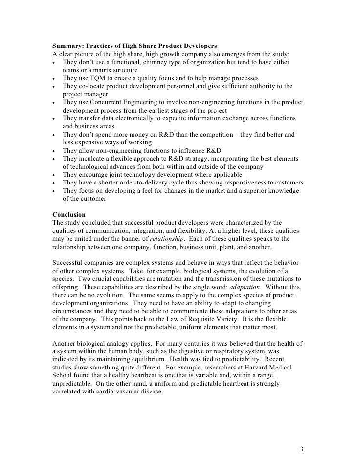 David Vermette Writing Sample: MRT White Paper Excerpt