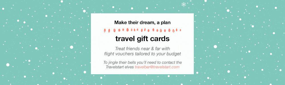 Travel Gift Cards - Travelstart ZA