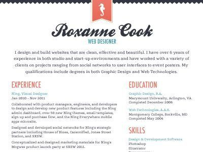 my perfect resume le classeur. best font for cv entry level civil ...
