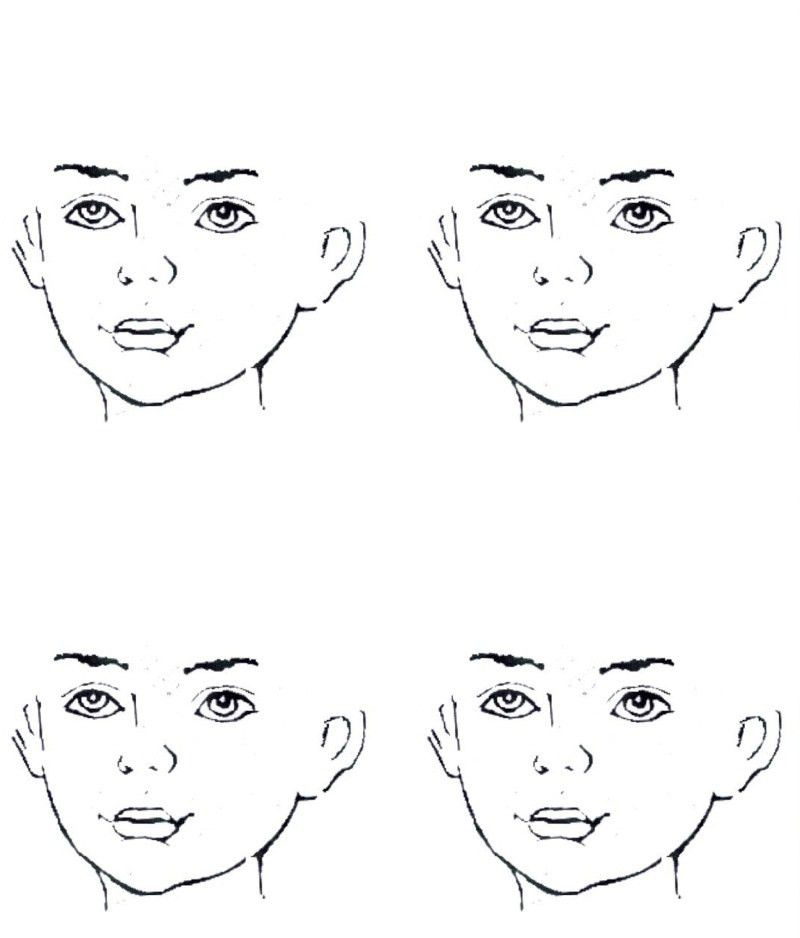Face Outlines?