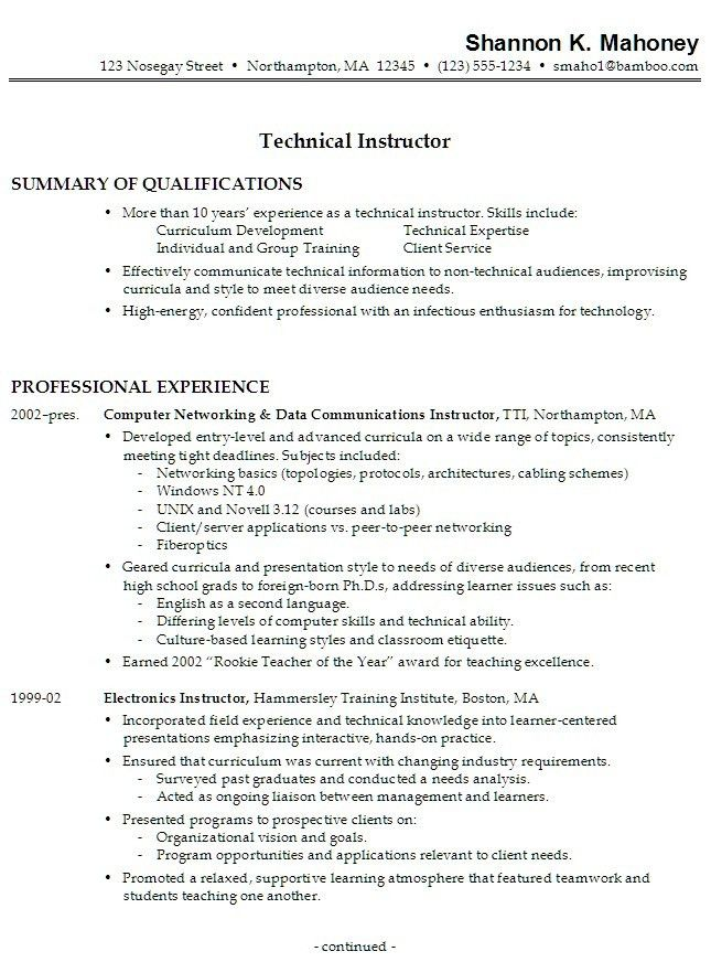 Resume Templates For High School Students. Resume Examples ...