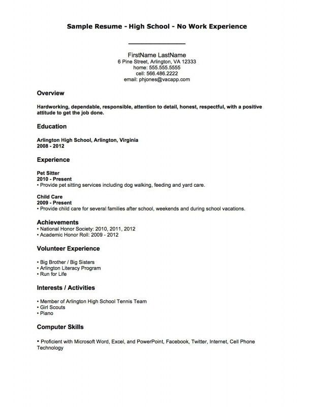 how to make your own resume templates