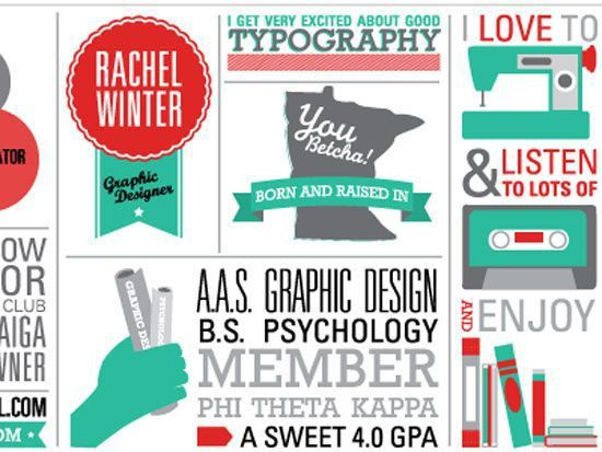 Resume : Could be a cool cover letter! Infographic Resume ...