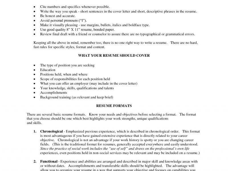 Sweet Idea Writing A Resume Summary 9 How To Write A Resume ...