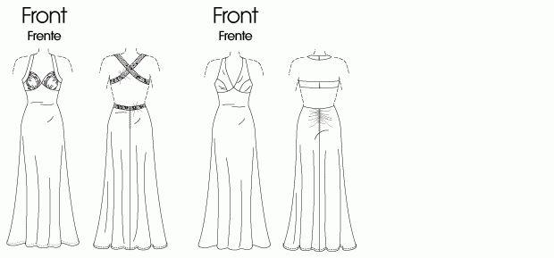 McCall's 6075 Misses' Dresses