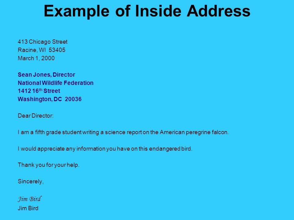Business Letter Writing - ppt video online download