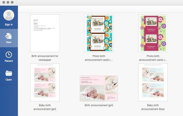 How To: Make A Birth Announcement Postcard - Printaholic.com