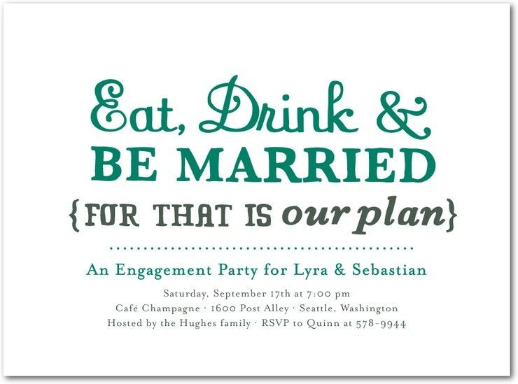 Party Invitations: Marvelous Engagement Party Invitation Wording ...