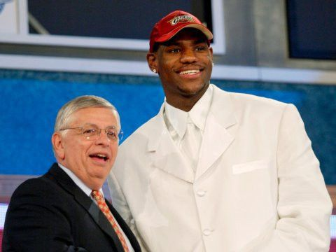 LeBron James and the 2003 NBA Draft class: Where are they now ...