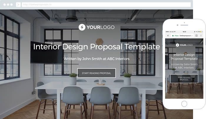 Free Sample Proposal Templates - Better Proposals