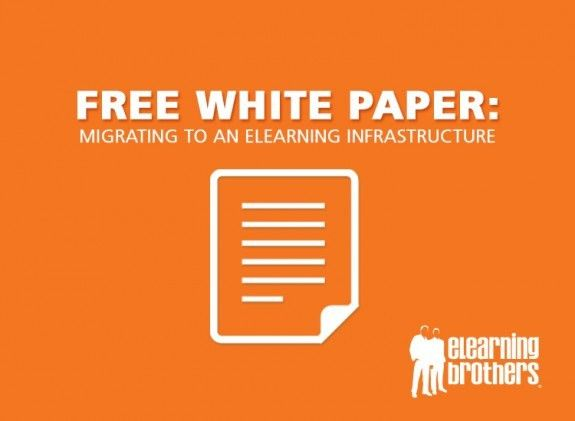 Free White Paper: Migrating to an eLearning Infrastructure ...