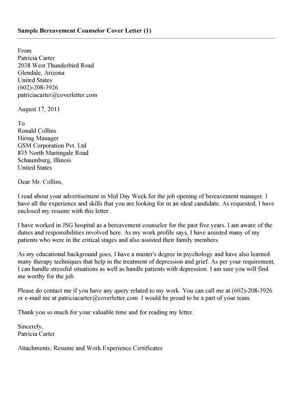 cv cover letter free resume cover letter creator sample cover ...