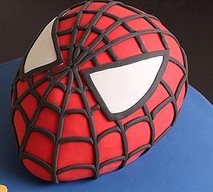Amazing Spiderman Cake Pan