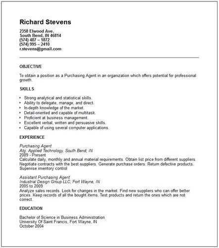 "Procurement <a href=""http://cv.tcdhalls.com/manager-resume.html ..."