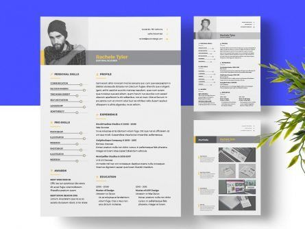 Business Resume Template | StockInDesign