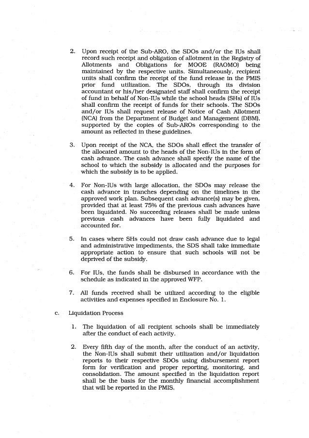 Guidelines on Financial Assistance to Public Schools Offering Special…