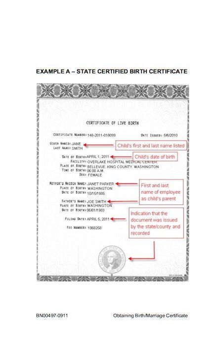 15 Birth Certificate Templates (Word & PDF) – Free Template Downloads