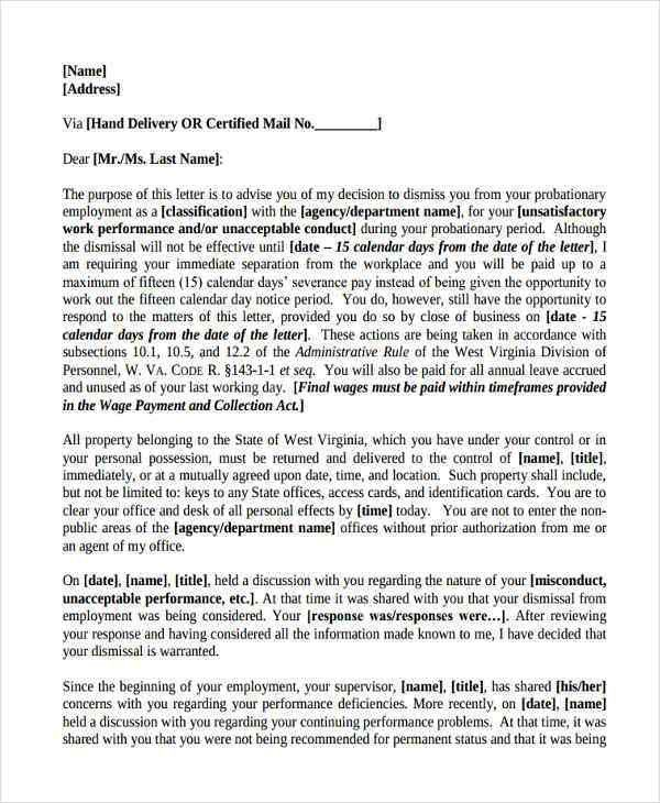 8+ Employee Recommendation Letter Template - 10+ Free Word, PDF ...