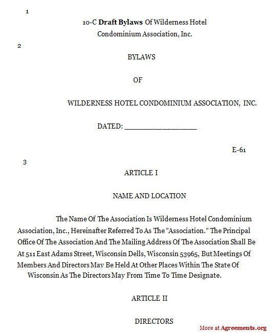 Business Development Agreement Template. Free Legal Agreement Form ...