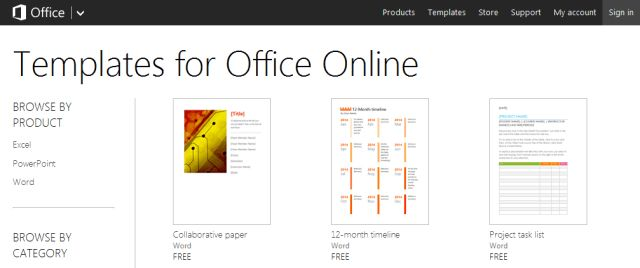 Use Microsoft Office Templates to Captivate Your Audience ...
