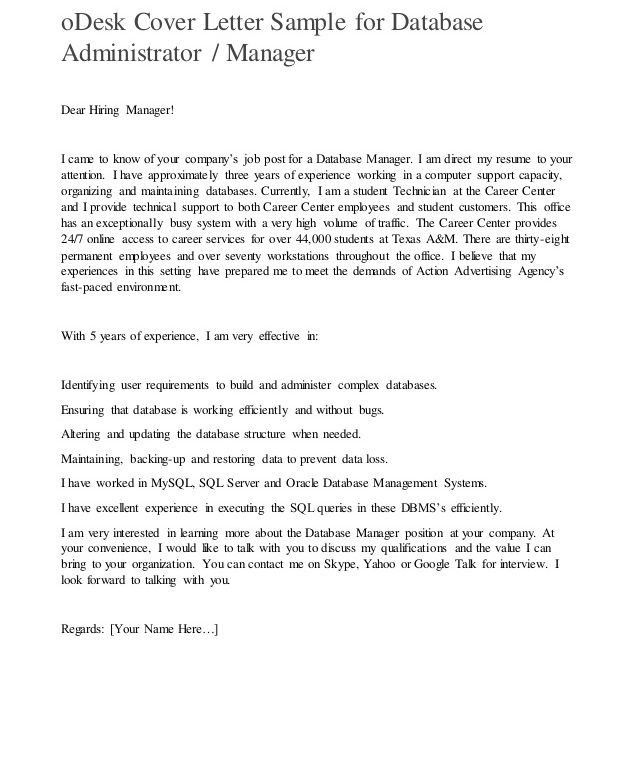 Cheerful Cover Letter Dear 7 Hiring Manager - CV Resume Ideas